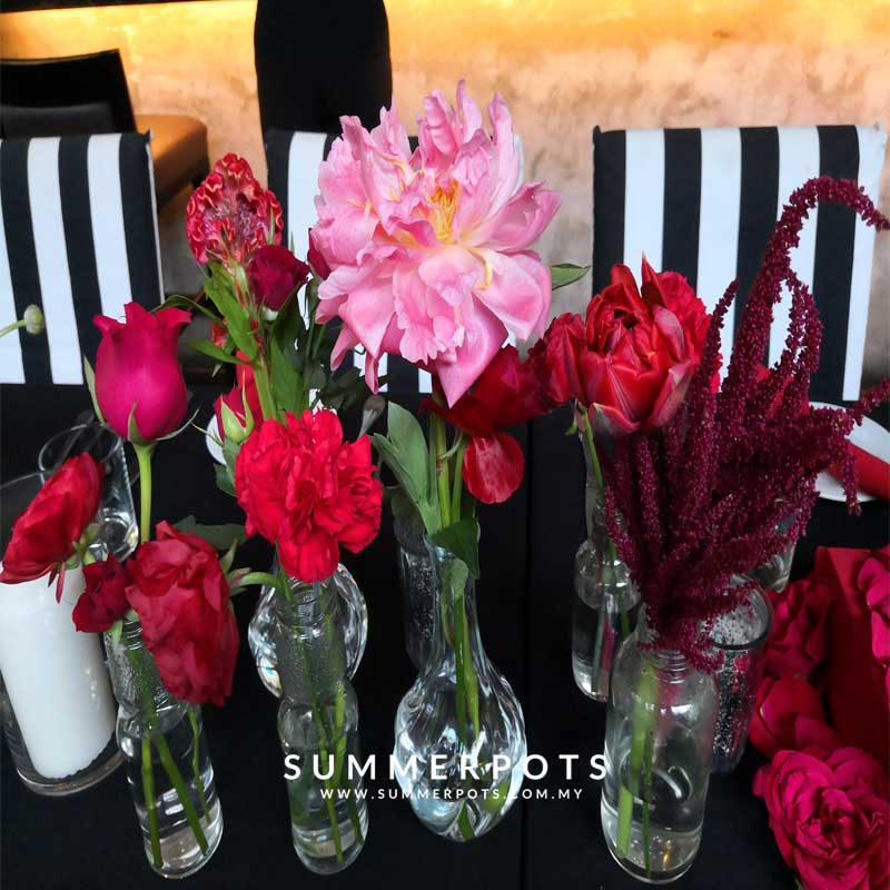 Venue Decor 208 Table Centerpieces