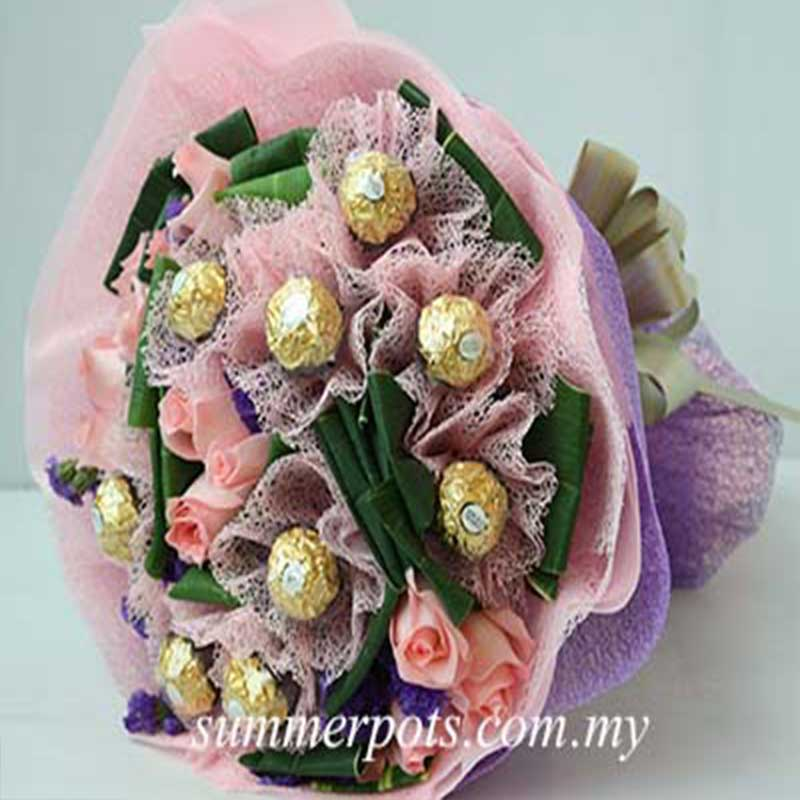Chocolate Bouquet 346
