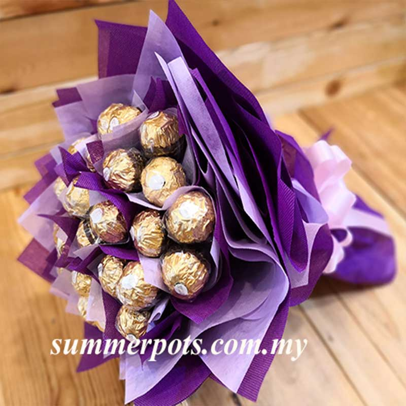 Chocolate Bouquet 327