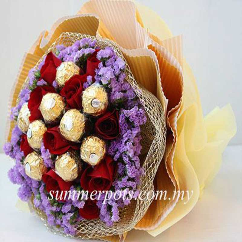 Chocolate Bouquet 326