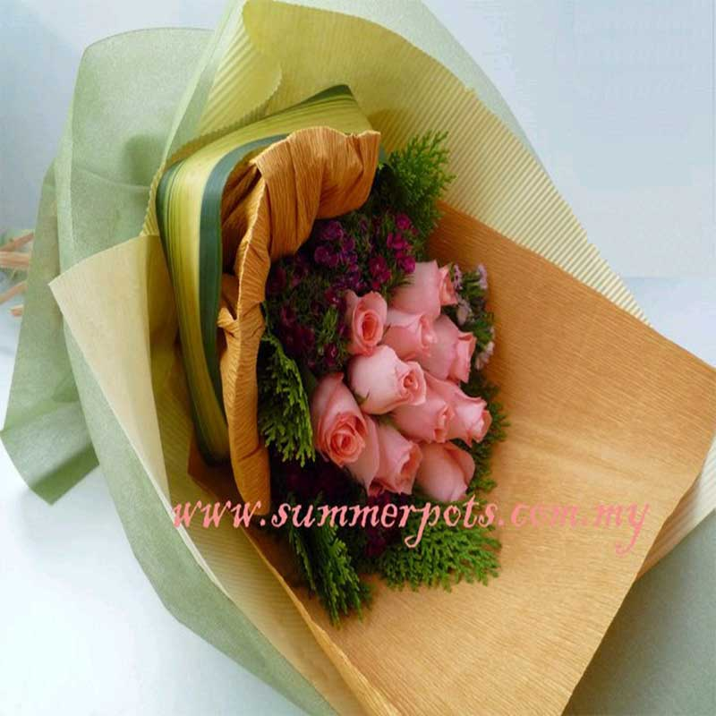 Rose Bouquet 257