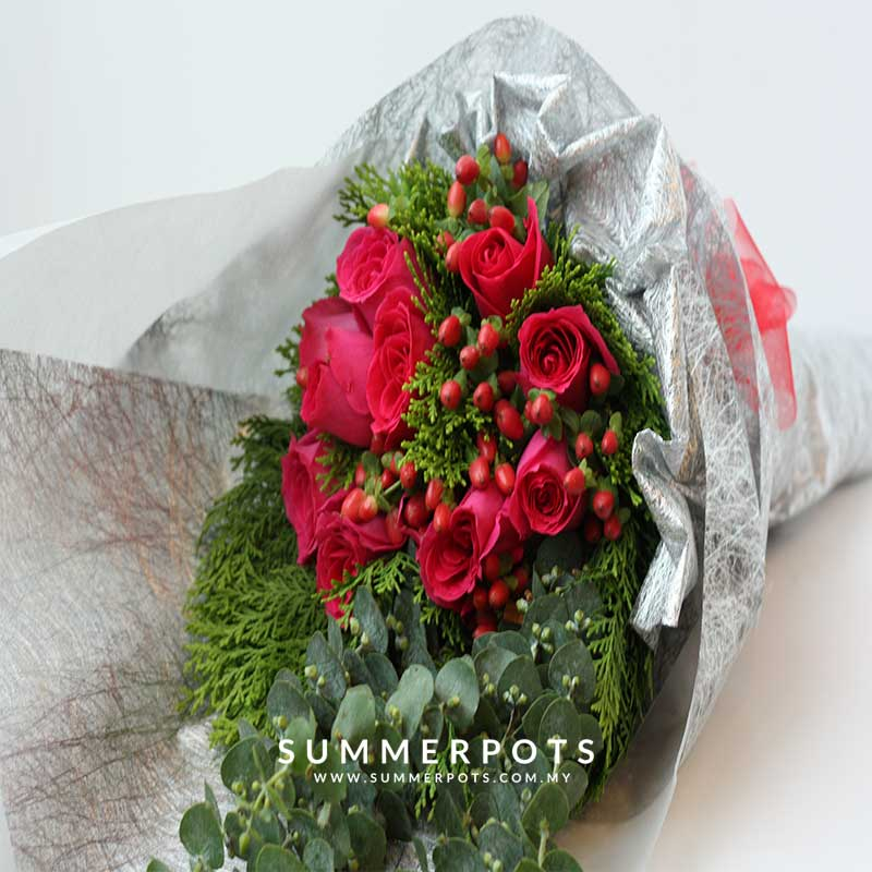 Rose Bouquet 172