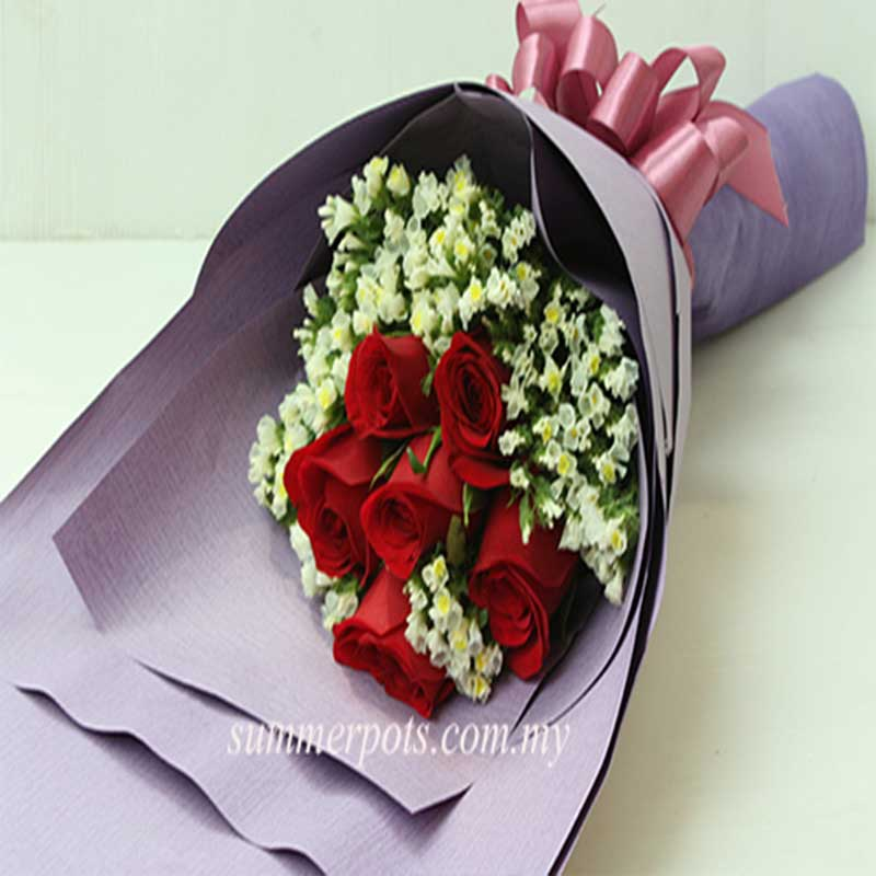 Rose Bouquet 222
