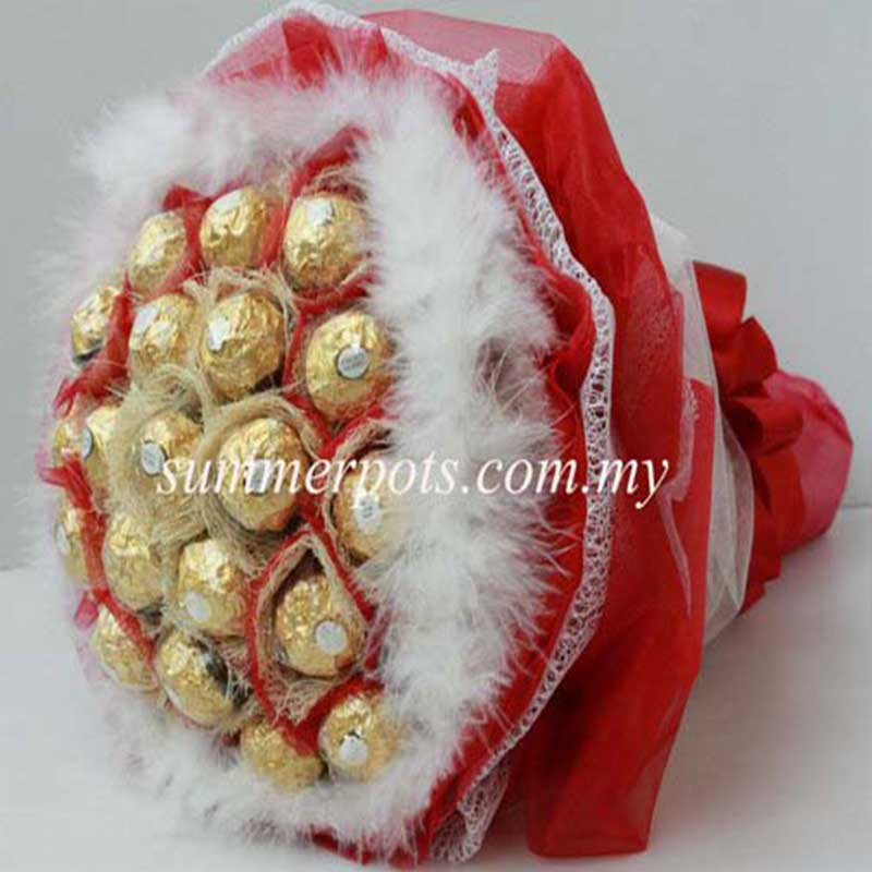 Chocolate Bouquet 354
