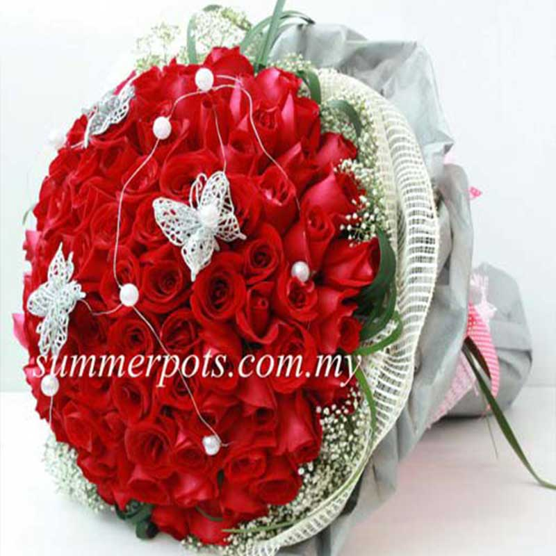 Rose Bouquet 302