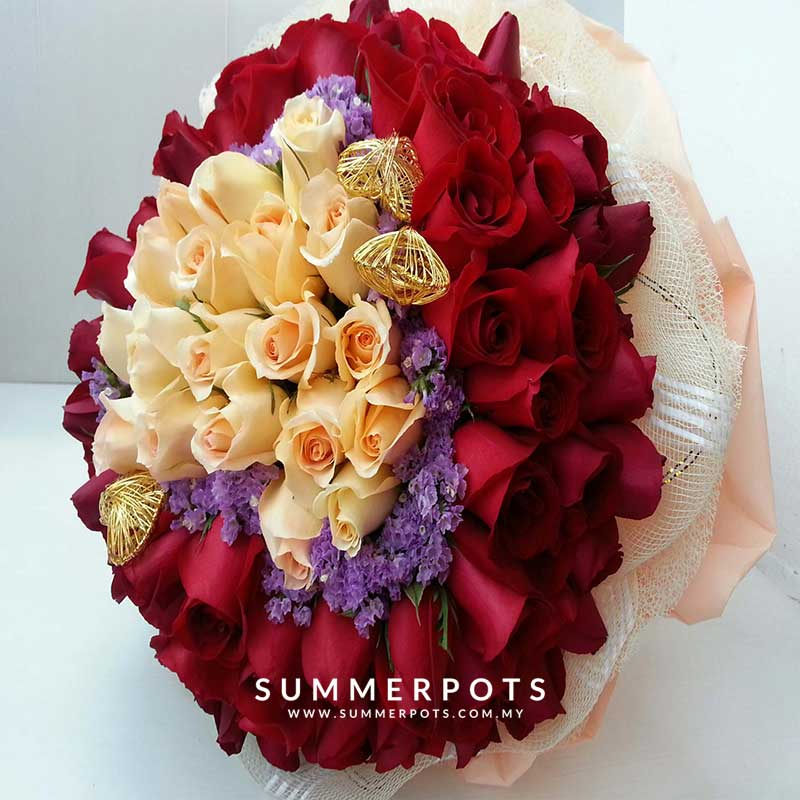 Rose Bouquet 352