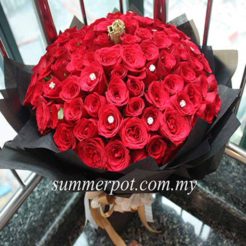 Rose Bouquet 320