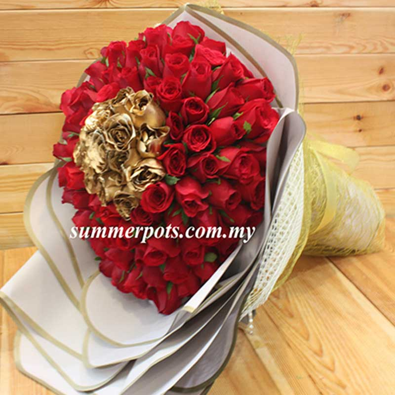 Rose Bouquet 319