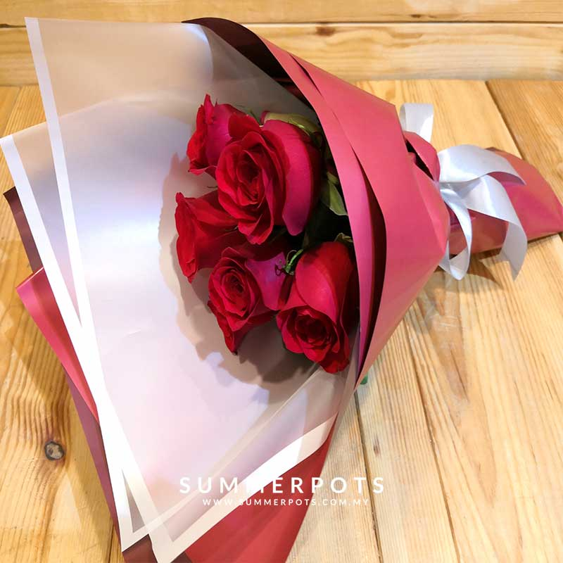 Rose Bouquet 283