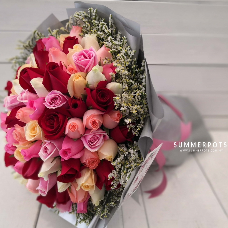 Rose Bouquet 387