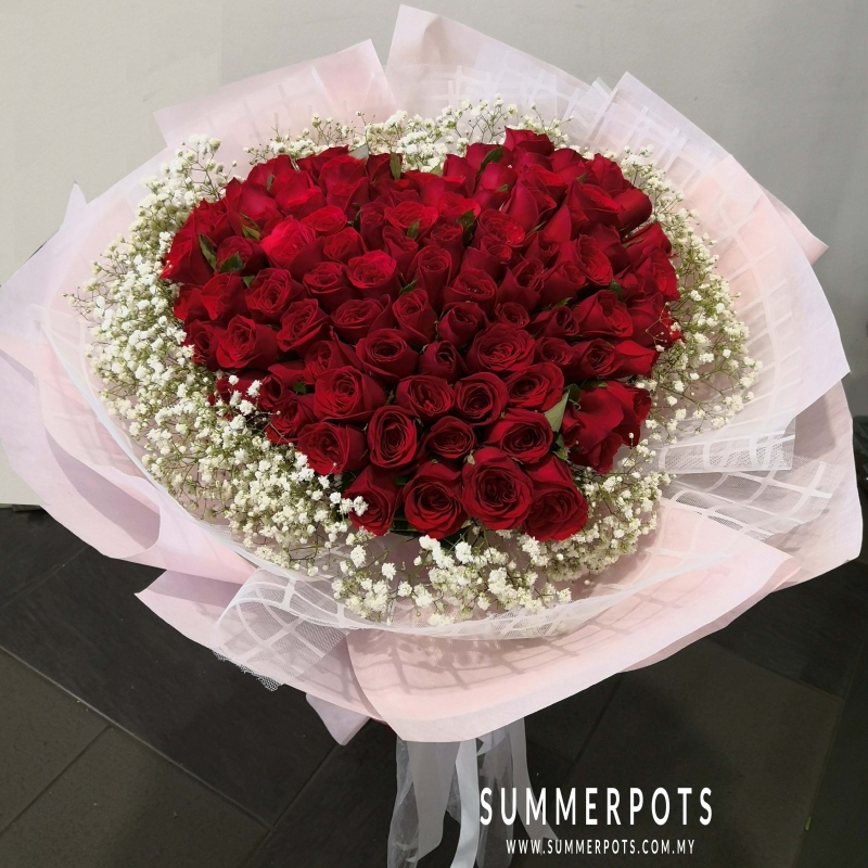Rose Bouquet 390
