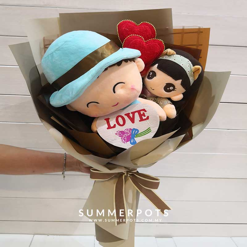 Doll Bouquet 243