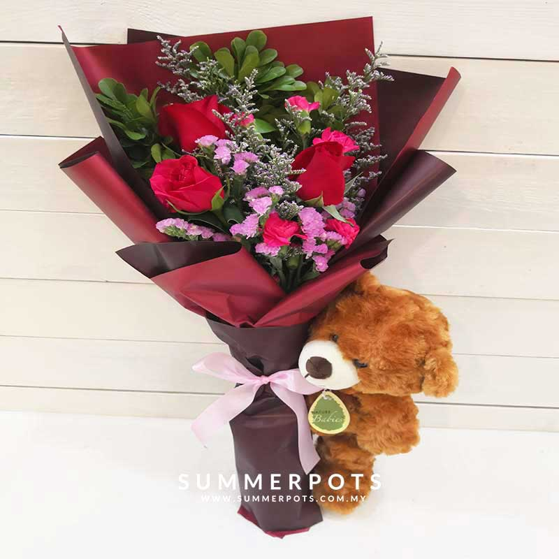 Rose Bouquet 409