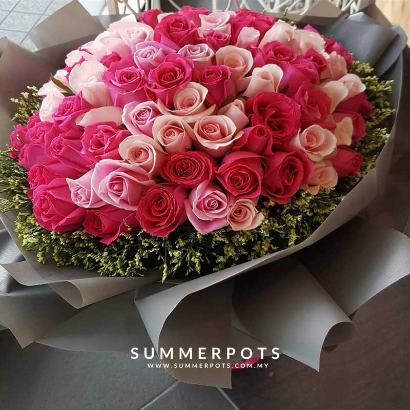 Rose Bouquet 415
