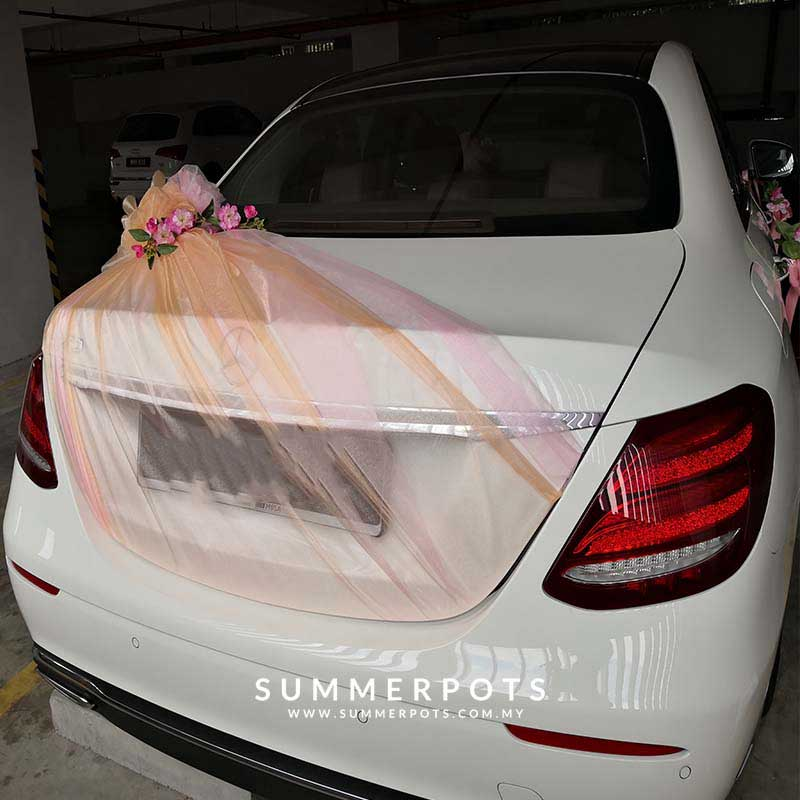 Wedding Car 034