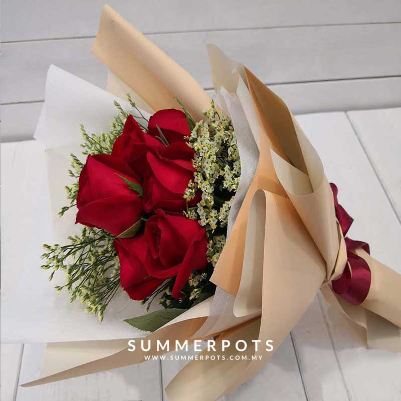 Rose Bouquet 445