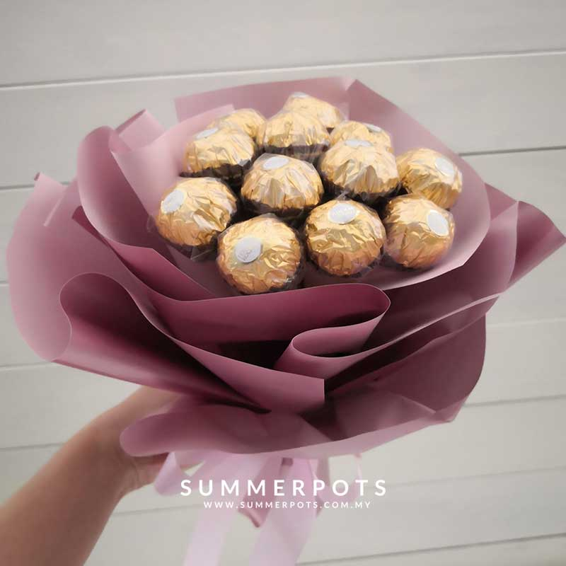 Chocolate Bouquet 448