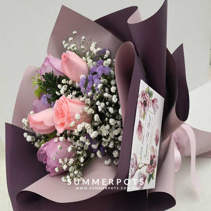 Rose Bouquet 455