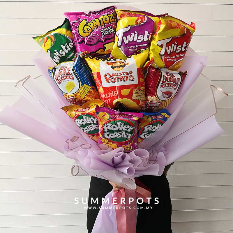 Snack Bouquet 461