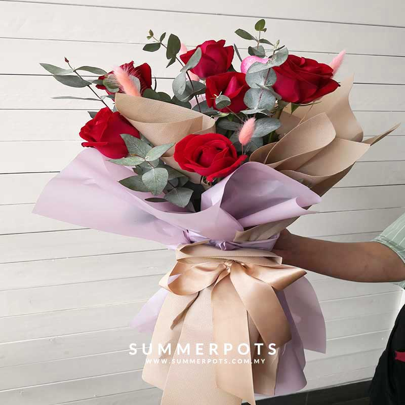 Rose Bouquet 488