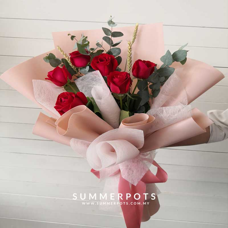 Rose Bouquet 489