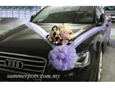 Wedding Car 010a