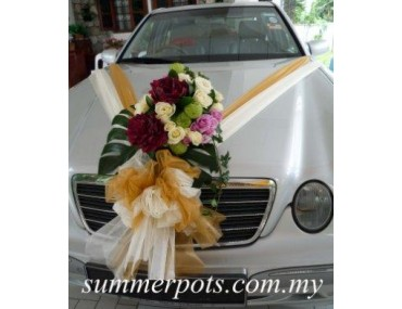 Wedding Car 015a
