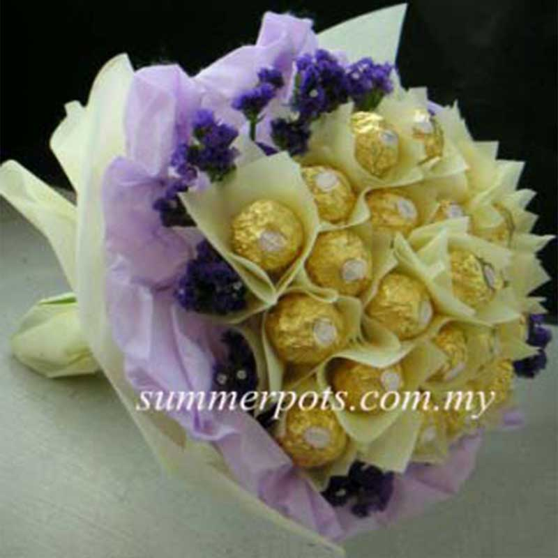 Chocolate Bouquet 377