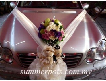 Wedding Car 018a