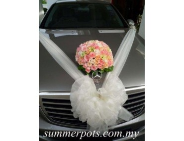 Wedding Car 019a