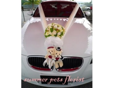 Wedding Car 020a