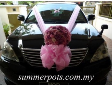 Wedding Car 021a