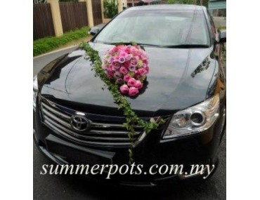 Wedding Car 023a