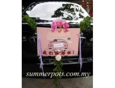 Wedding Car 024b