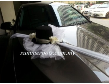 Wedding Car 029b