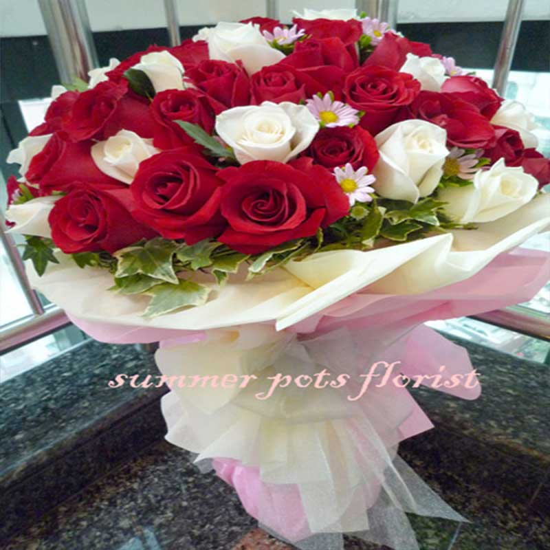 Rose Bouquet 052